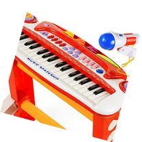 37 Keys Musical Toy Keyboard Instrument Electronic Organ for