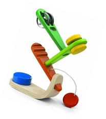 Wonderworld Musical Tree - Tree Shaped Musical Toy Set - 4