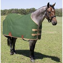 Mustang Canvas Turnout Blanket 76In Navy