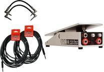 Ernie Ball MVP 6182 Volume Pedal w/ 4 Guitar Cables