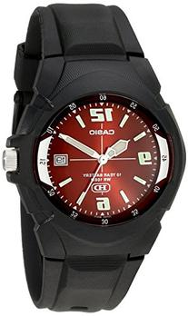 CASIO Men's MW600F-4AV Black Sport Watch
