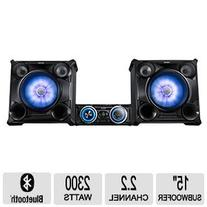 Samsung MX-FS8000 2300-Watt Giga Sound System