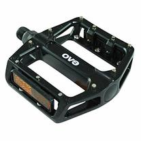 Evo Mx-6 Pedals 9/16'' - Black, With Replaceable Pins
