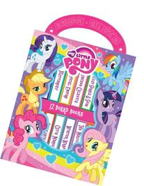 My Little Pony: 12-Piece Board Book Set