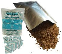 20-1 Gallon 10-Inch by 16-Inch Mylar Bags and 300cc Oxy-Sorb
