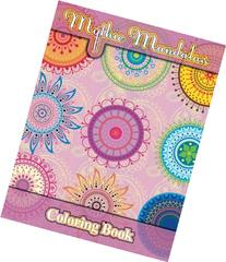 Mythic Mandalas Coloring Book
