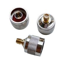 N male to SMA female RF coaxial cable adapter Jack converter