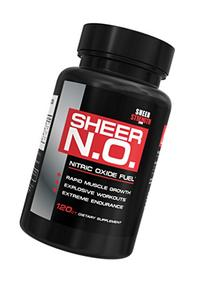 SHEER NO2: #1 Best Nitric Oxide Supplement The Top-Rated