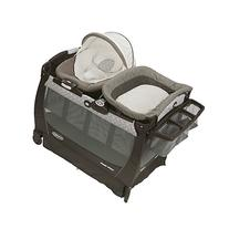 Graco Pack 'n Play Playard Bassinet Changer Snuggle Suite LX