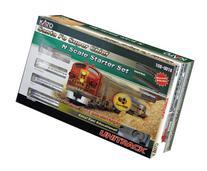 Kato USA Model Train Products N Scale Santa Fe Super Chief