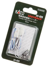 Kato N Scale Unitrack Double Track Power Cord