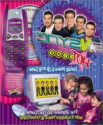 'N Sync Hotline Fantasy Phone and CD-ROM Game - PC