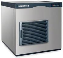 Scotsman N0422A-1A Air Cooled 420 Lb Nugget Ice Machine