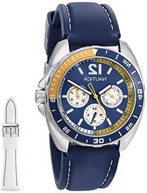 Nautica Men's N09915G Sport Ring Multifunction Stainless