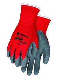N9680M Ninja Flex Nylon Shell Gloves with Latex Dip Palm and