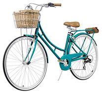 Women's Nadine 7-Speed Cruiser Bike, Teal