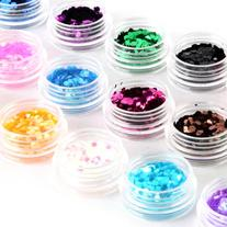 YESURPRISE Fashion 18 colors nail Art Decoration Design 3D