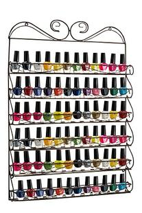 Home-it Nail Polish Rack Nail Polish Organizer Holds up to