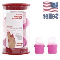 Nail Soaker Removers   Soak Off Acrylic, Gel, Polish, Nail