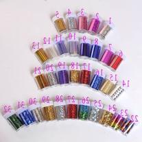 350buy Newest 32 colors Nail Art Transfer Foil Nail Tip