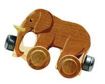 NameTrain - Elmer Elephant - Made in USA