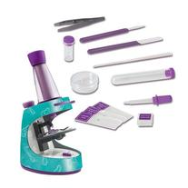Educational Insights Nancy B's Science Club Microscope and