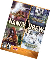 Nancy Drew 4 Pack-Secret of Shadow Ranch, Curse of Blackmoor