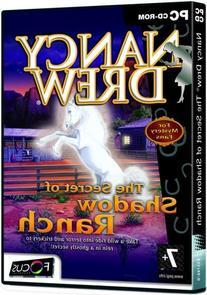 Nancy Drew: The Secret of Shadow Ranch - PC