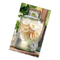 Home Essentials 2.15 Gallon Nantucket Drink Dispenser Multi-