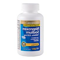 GoodSense All Day Pain Relief, Naproxen Sodium Caplets, 220