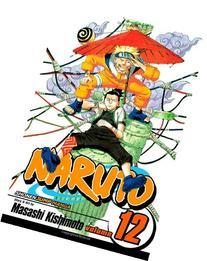 Naruto, Vol. 12: The Great Flight