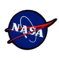 Nasa Space Blue Shuttle Appliques Hat Cap Polo Backpack