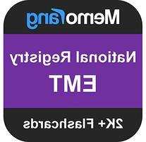National Registry EMT Flashcards
