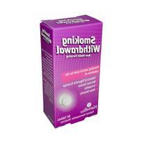 Natrabio Smoking Withdrawal Tablets, 60 Count