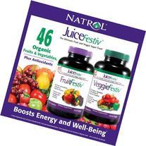 Natrol JuiceFestiv, 240 Capsules