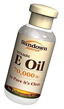 Sundown NaturalsPure Vitamin E-Oil 70000 IU, 2.5 Ounces