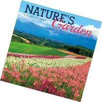 Natures Garden 2016 Wall Calendar