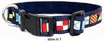 Nautical Code Flag Pet Collar