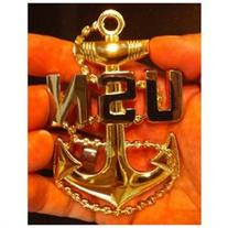 NEW Navy Chief Anchor Four Inch