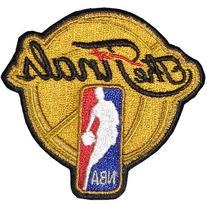 NBA Finals Logo Patch