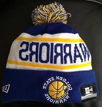NBA Golden State Warriors New Era Biggest Fan Redux Knit