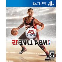 NBA Live 15 for Sony PS4
