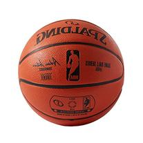 Spalding NBA Mini 2-Panel Basketball, Orange, Mini/Size 3/22