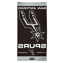 "NBA San Antonio Spurs Fiber Beach Towel, 30 x 60"","