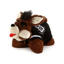 NBA San Antonio Spurs Mini Pillow Pet, Medium, Black
