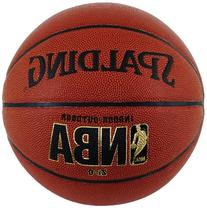 Spalding NBA Zi/O Indoor/Outdoor Basketball - Official Size