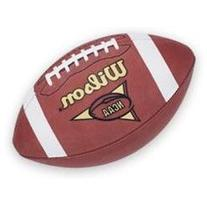 Traditional Official Football in Brown