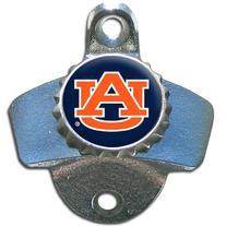 NCAA Auburn Tigers Wall Bottle Opener
