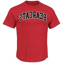 NCAA Cincinnati University Men's FTT College Short Sleeve