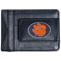 NCAA Clemson Tigers Cash and Card Holder
